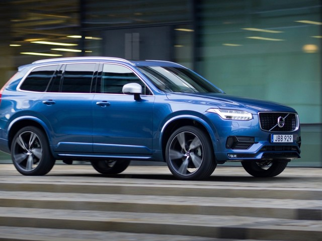 2021 Volvo XC90 will offer level 4 autonomous driving tech