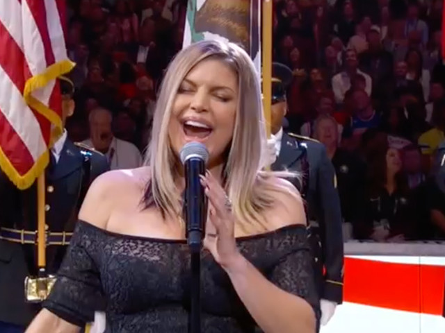 "Fergie Responds To Critics Of Her NBA All-Star National Anthem Performance: ""I Honestly Tried My Best"""