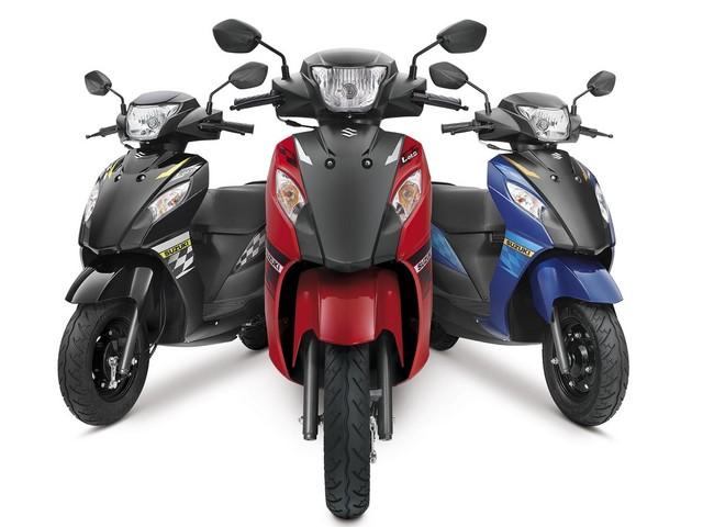 Suzuki 150cc Scooter Showcase At 2018 Auto Expo