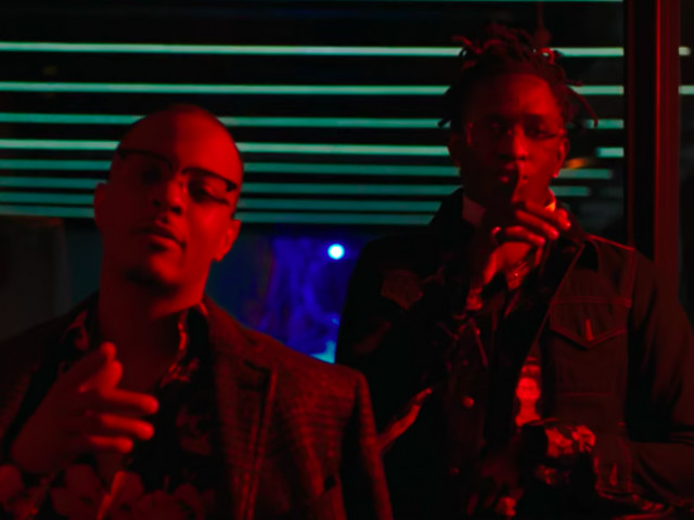 "T.I. Feat. Young Thug ""The Weekend"" Video"