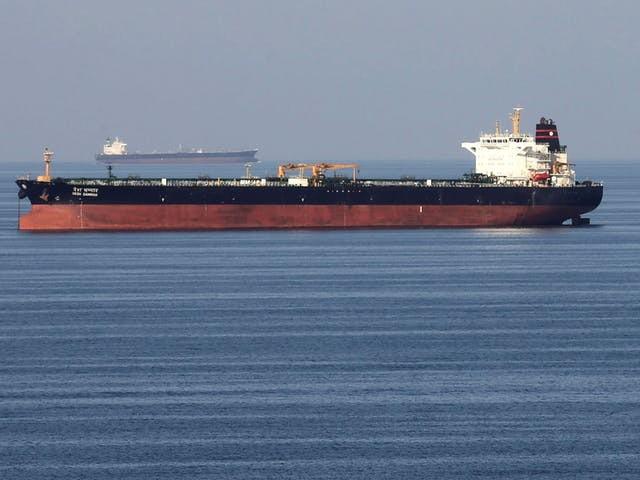 Iran verantwoordelijk voor verdwijning olietanker