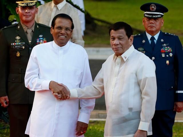 Doodstraf na decennia terug in Sri Lanka