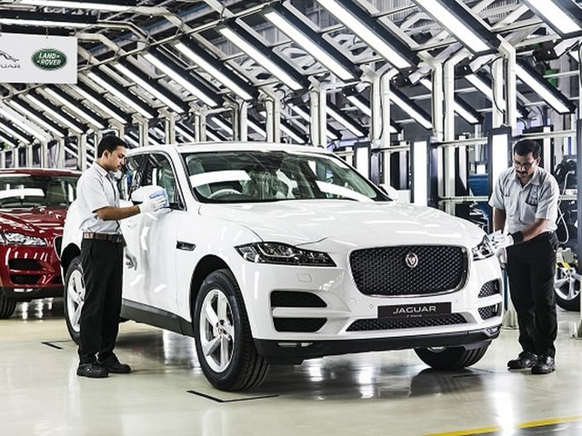 Jaguar F-Pace CKD Launched, Priced At Rs. 60.02 Lakhs