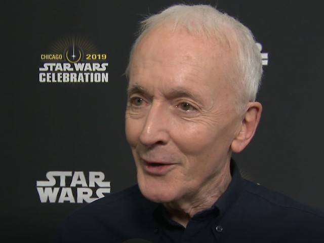 VIDEO - Anthnony Daniels Loves Star Wars Celebration And Think Fans Will Be Pleased With J.J. Abrams