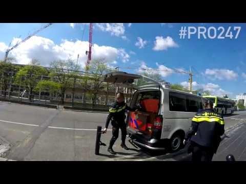 Politiechef nodigt AD-lezer uit om dagje mee te lopen