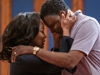 """Laaaawd Not Bishop! """"Greenleaf"""" Sends Viewers Into Holy Hysterics Over Last Night's SHOCKING Episode"""