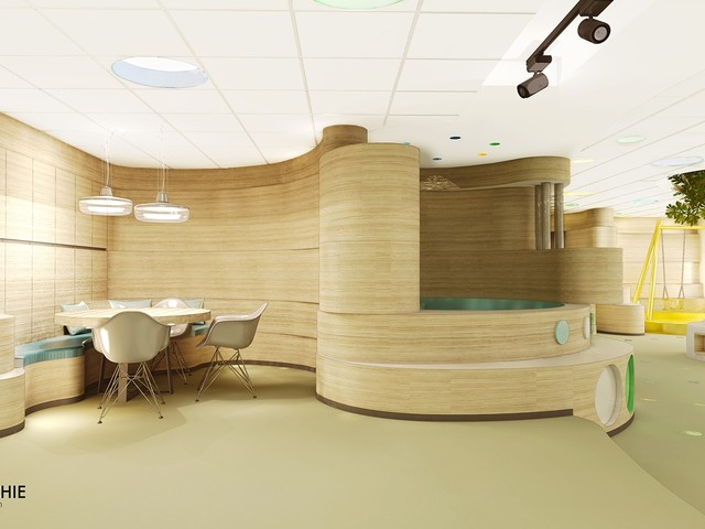 Duurzame daktuin voor Leids Universitair Medisch Centrum