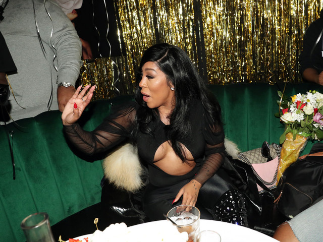"""K. Michelle Says Bye To Her Inflated Booty Dropping Video Montage For """"Good Betsy"""" [Video]"""