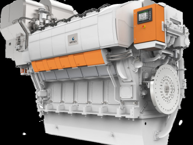 Wärtsilä launches 31SG pure gas engine for marine applications; suited for hybrid systems