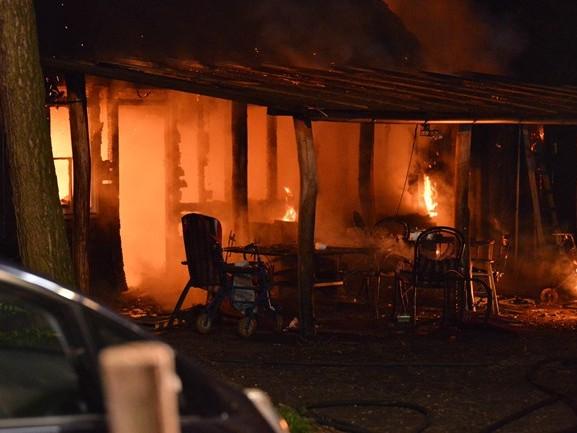 Twee kinderen omgekomen bij woningbrand in Strijbeek, oma gewond naar ziekenhuis