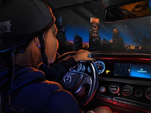"Young M.A Drops New Song ""Car Confessions"""