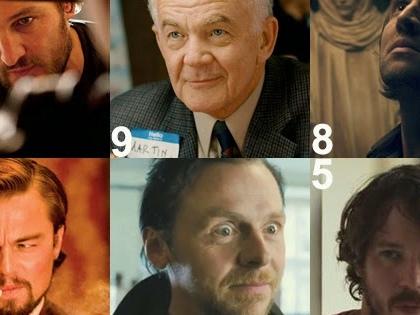 Films of 2013: Male Performances