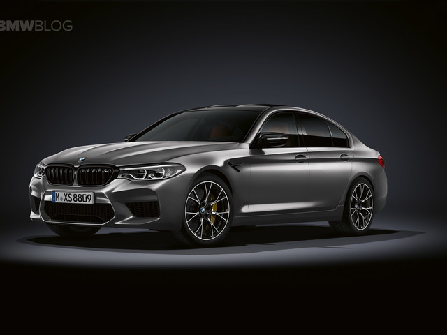 Video: Check out the Evolve BMW F90 M5 easily break 200 mph