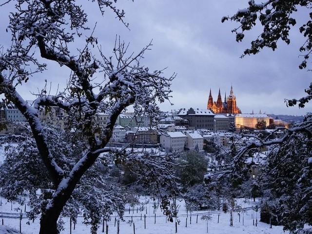 Combineer een citytrip Praag met skiën