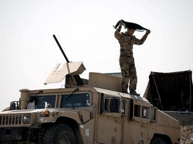 IS-strijders bereiken Deir al-Zor
