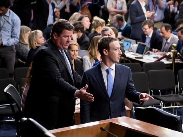 Facebook moet voor Amerikaanse Senaat verschijnen om cryptomunt