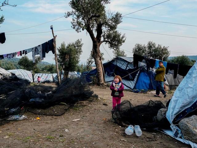 Regering wees moedig, neem duizend mensen op uit de kampen op de Griekse eilanden