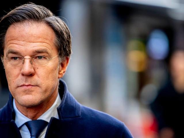 Coronanieuws: 'Rellen zijn crimineel geweld, heeft niets te maken met strijd voor vrijheid', Rutte