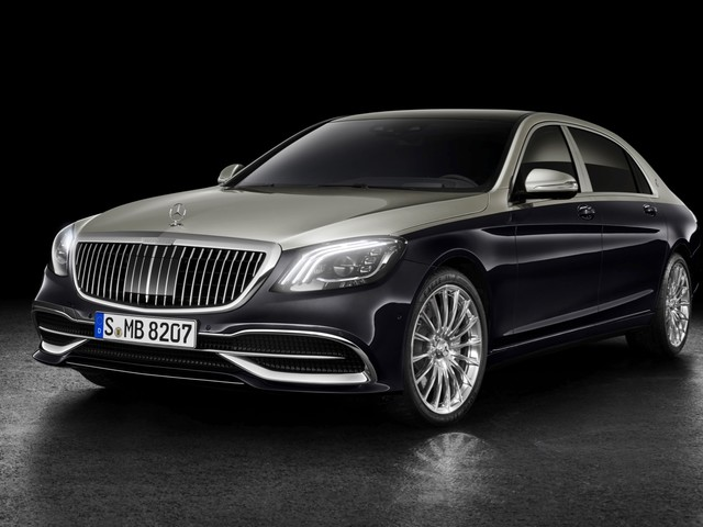 2019 Mercedes-Maybach S-Class gets a refresh