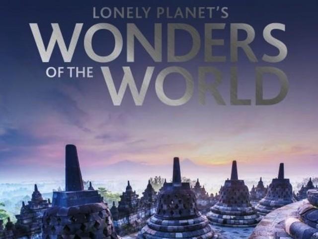 Lonely Planet bundelt de 101 wereldwonderen in boek