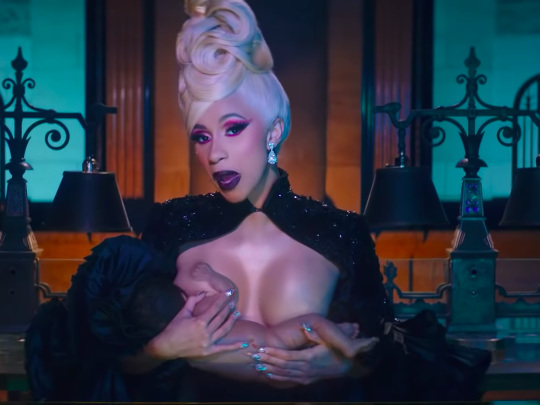 """Cardi B Releases NSFW Video for """"Money"""""""