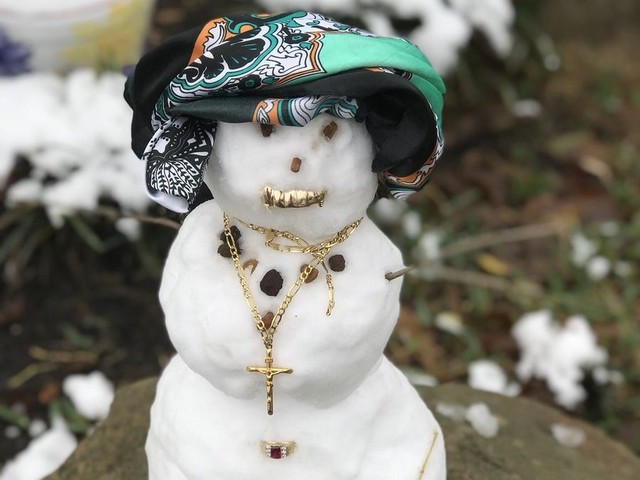 Here's What Happened When It Snowed In Atlanta AND Houston (At The SAME DAMN TIME)