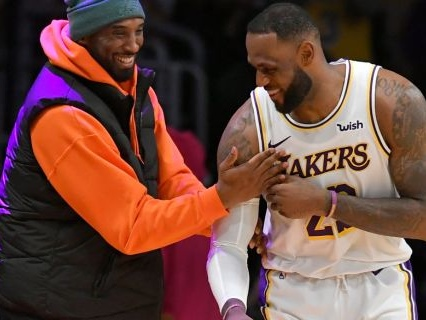 GOATs Being GOATs: LeBron James Passes Kobe Bryant On The NBA's All-Time Scoring List