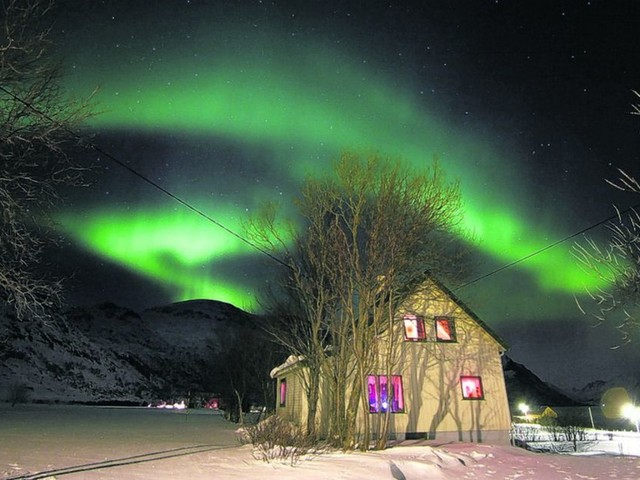 IJsland en Noorwegen claimen beide het echte, authentiekste noorderlicht