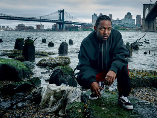 "Kendrick Lamar Covers Rolling Stone: ""I'm The Best Rapper"""
