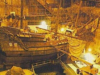 Taking A Closer Look At The Epic Pirate Ship From 'The Goonies'