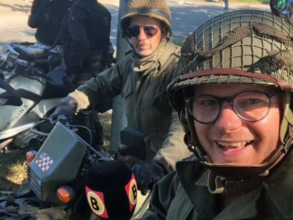 Operatie Market Garden herdacht: alles klopt aan de legervoertuigen