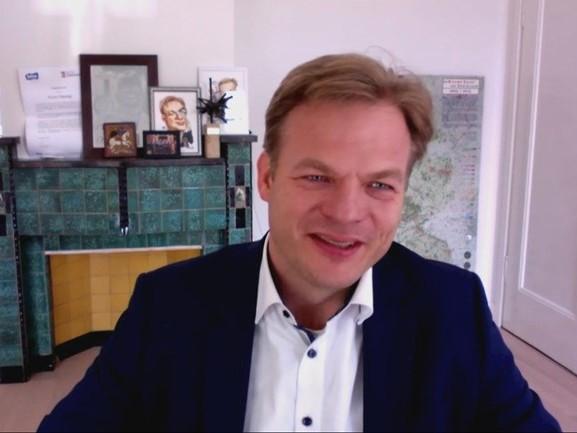 """'Team Omtzigt' gelooft in goede afloop: """"Veel vertrouwen in Pieter"""""""