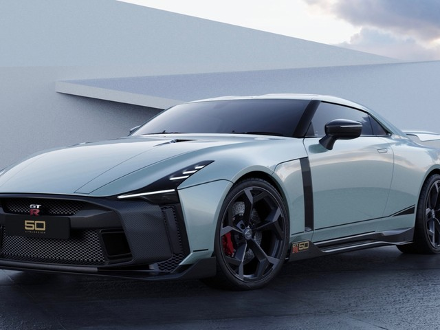 Nissan GT-R50 deliveries to start by the end of 2020