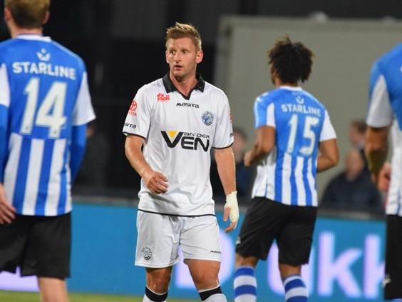 FC Eindhoven is 'niet thuis' en dus wint FC Den Bosch