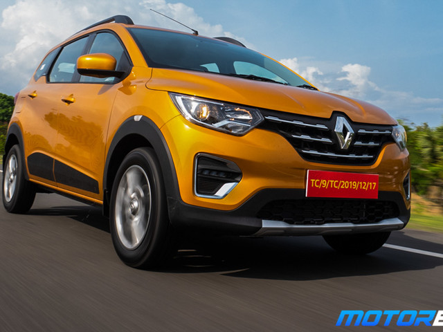 Renault Triber First Drive Review [Video]