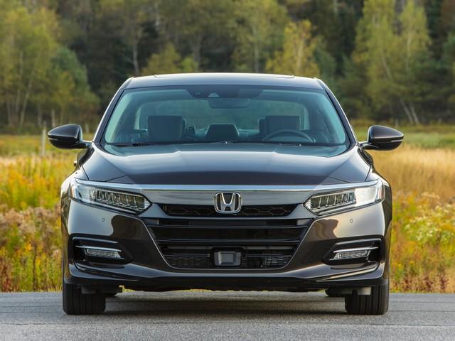 2018 Honda Accord Hybrid priced at $25,990