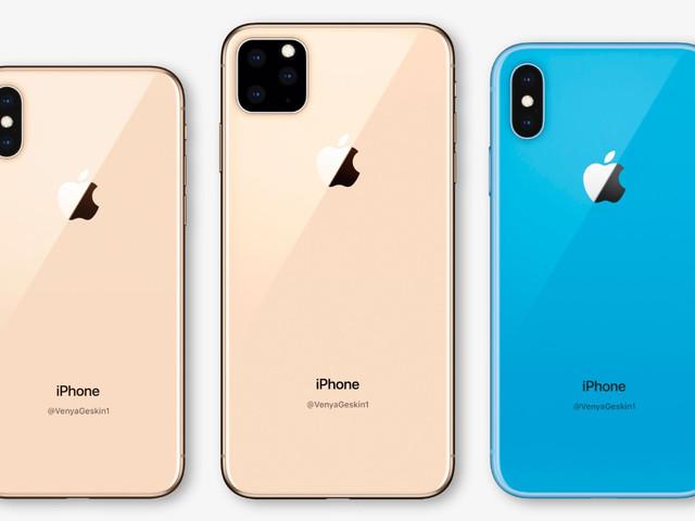 Overzicht: de 6 belangrijkste geruchten over de iPhone 2019