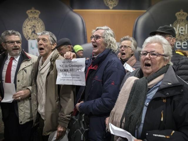 Het geduld met Den Haag is echt op bij de Groningers