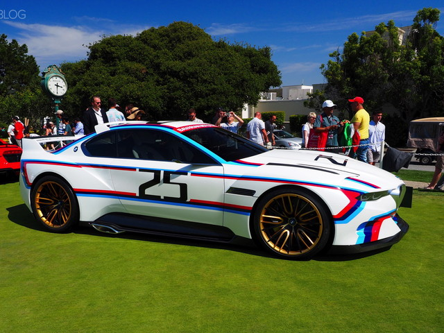 VIDEO: Supercar Blondie drives the BMW 3.0 CSL Hommage R — Sounds Incredible