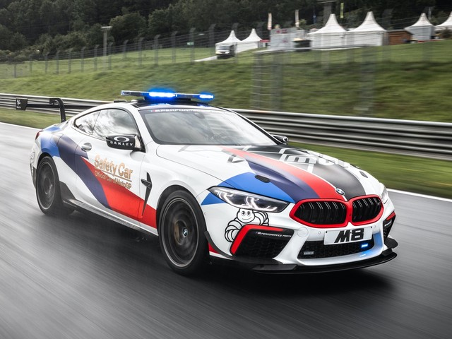 BMW M offers M4 to the winner of the Grand Prix of Styria MotoGP race