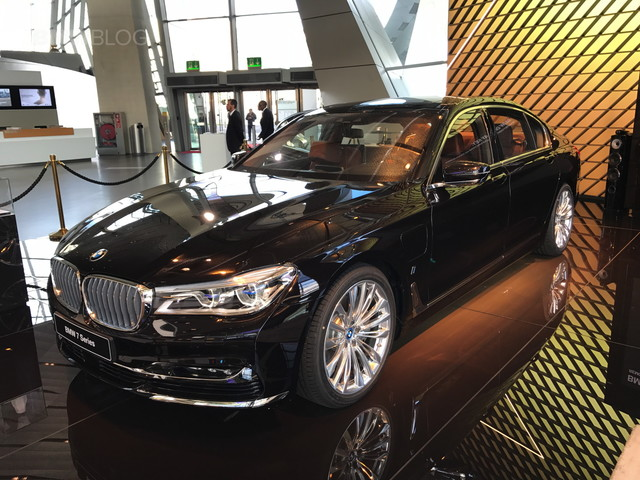 A new visit at the BMW Welt in Munich