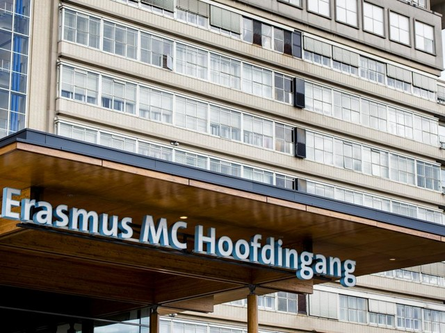'Erasmus Medisch Centrum lekte e-mailadressen jonge hiv-patiënten'