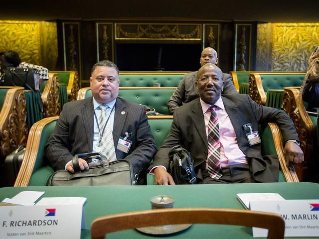 Minister-president Sint-Maarten ontslagen