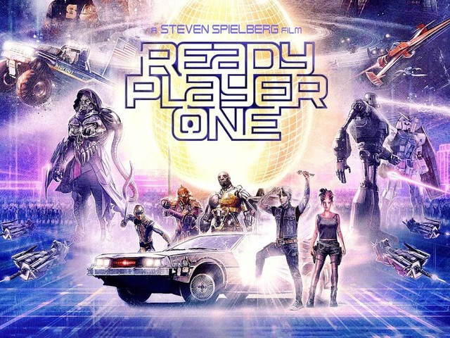 """Movie Review: """"Ready Player One"""" Is a Classic Spielberg Thrill Ride"""