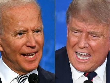 *Orange Man Yells At Cloud* Pettiest Tweets From The Dumpster Fiery Presidential Debate