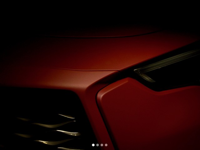 Infiniti teases the Q60 Red Alpha ahead of its SEMA debut