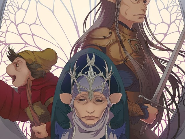 BOOM! Studios Announces Official Tie-In Comic Book Series to The Jim Henson Company's New Netflix Series THE DARK CRYSTAL: AGE OF RESISTANCE
