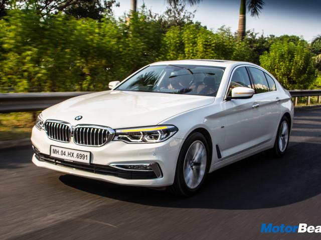 2018 BMW 520d Test Drive Review