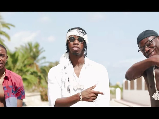 "Krept & Konan Feat. J Hus ""Get A Stack"" Video"