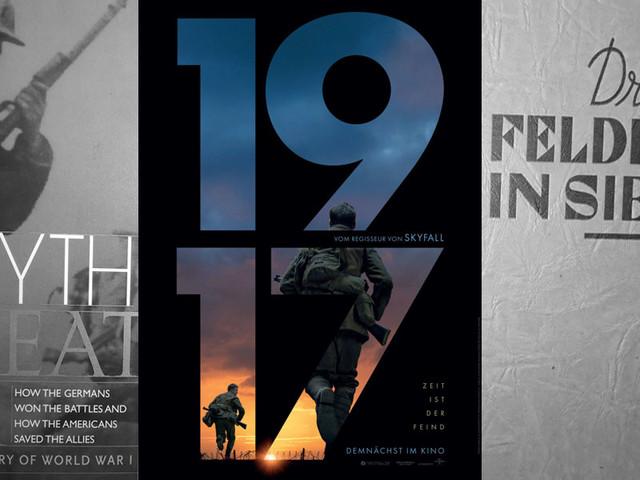 Filmkritik und Gedanken zum 1. Weltkrieg: 1917 #Kino #Historie